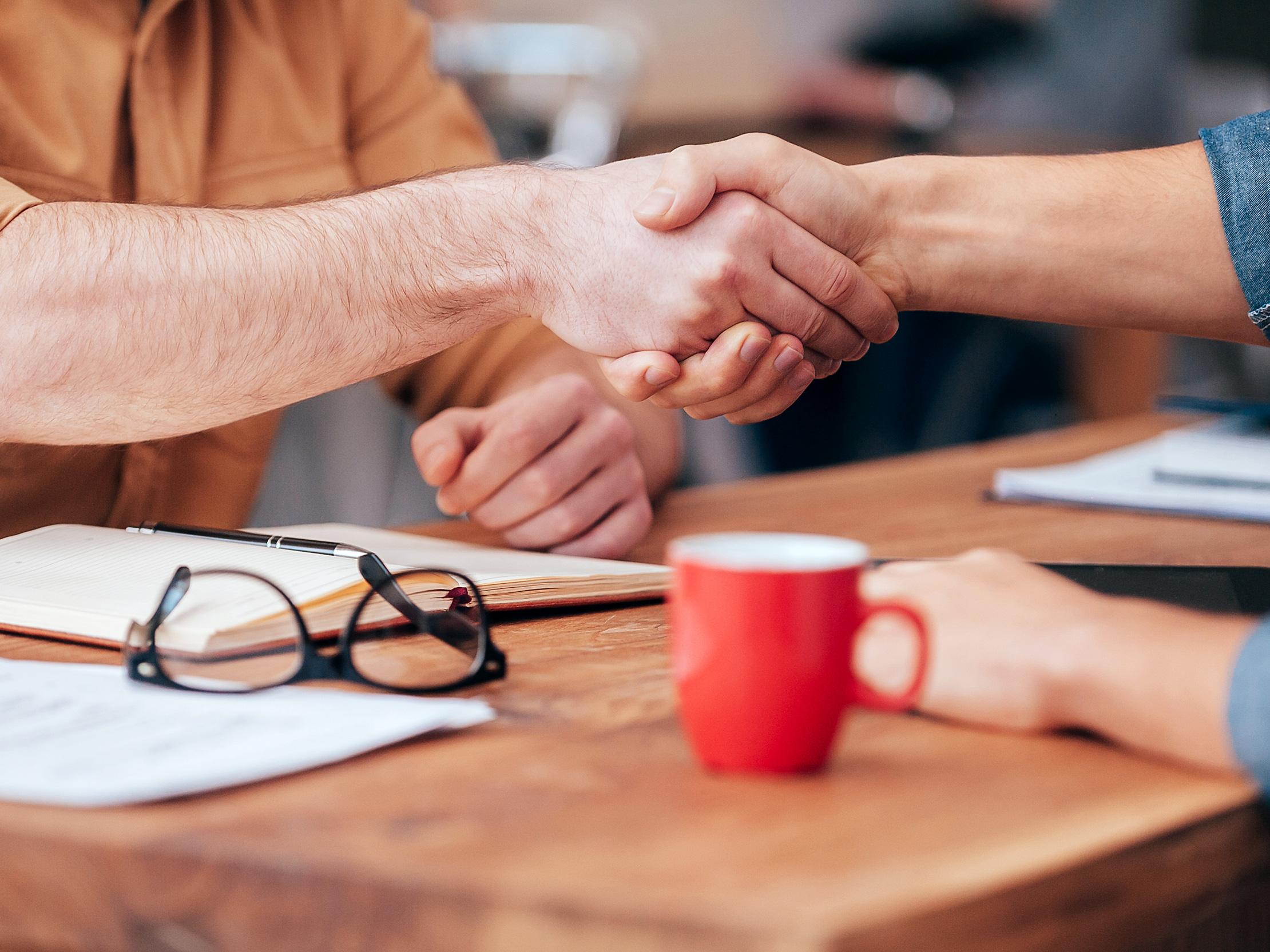 5 gode råd til at stå stærkere i forhandlingen!