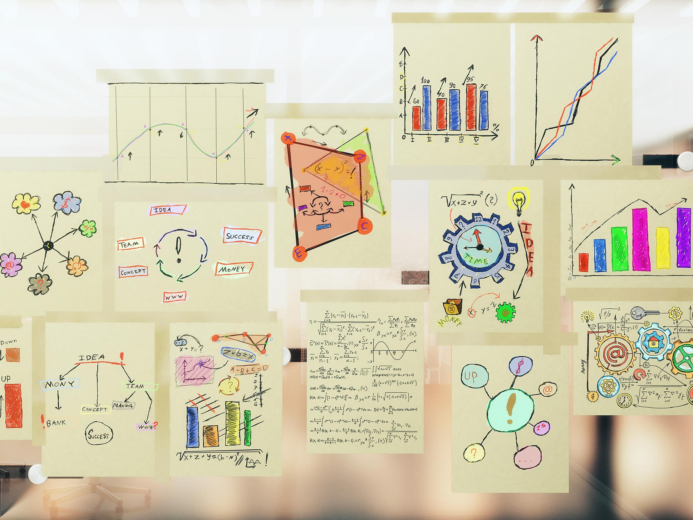 5 gode grunde til at arbejde med grafisk facilitering