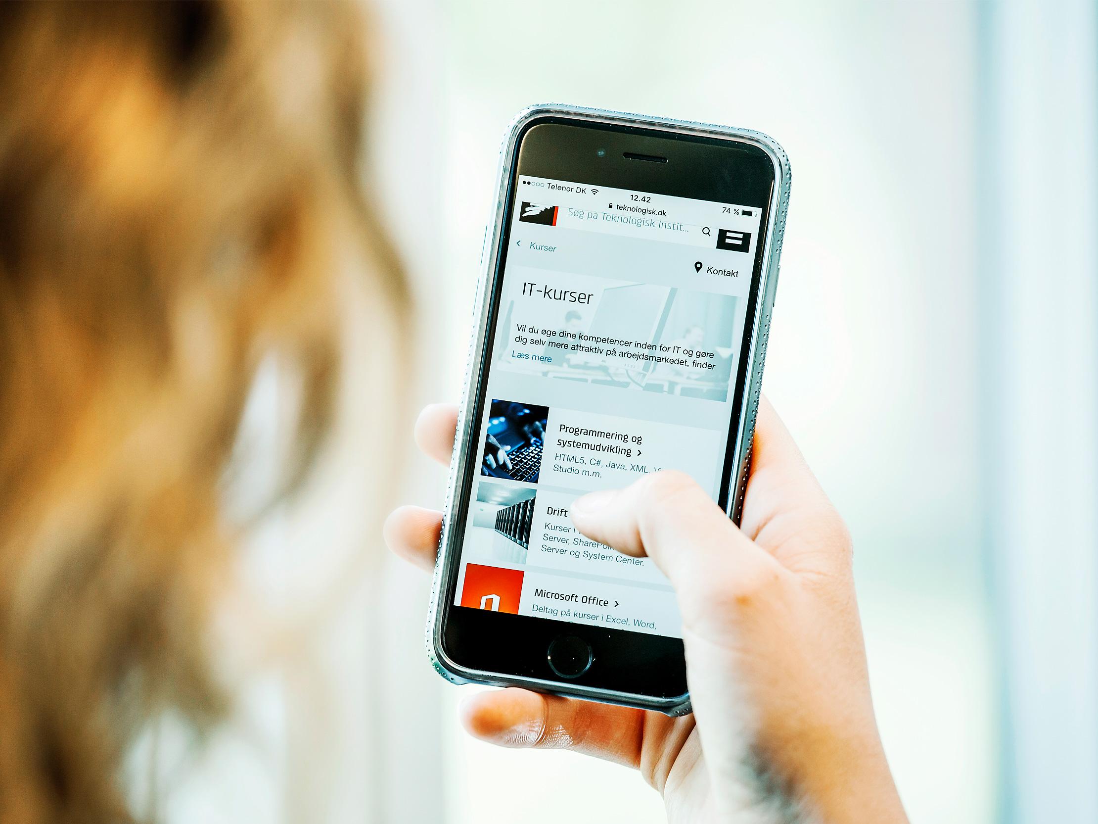 Er den mobile brugervenlighed i top på din hjemmeside?