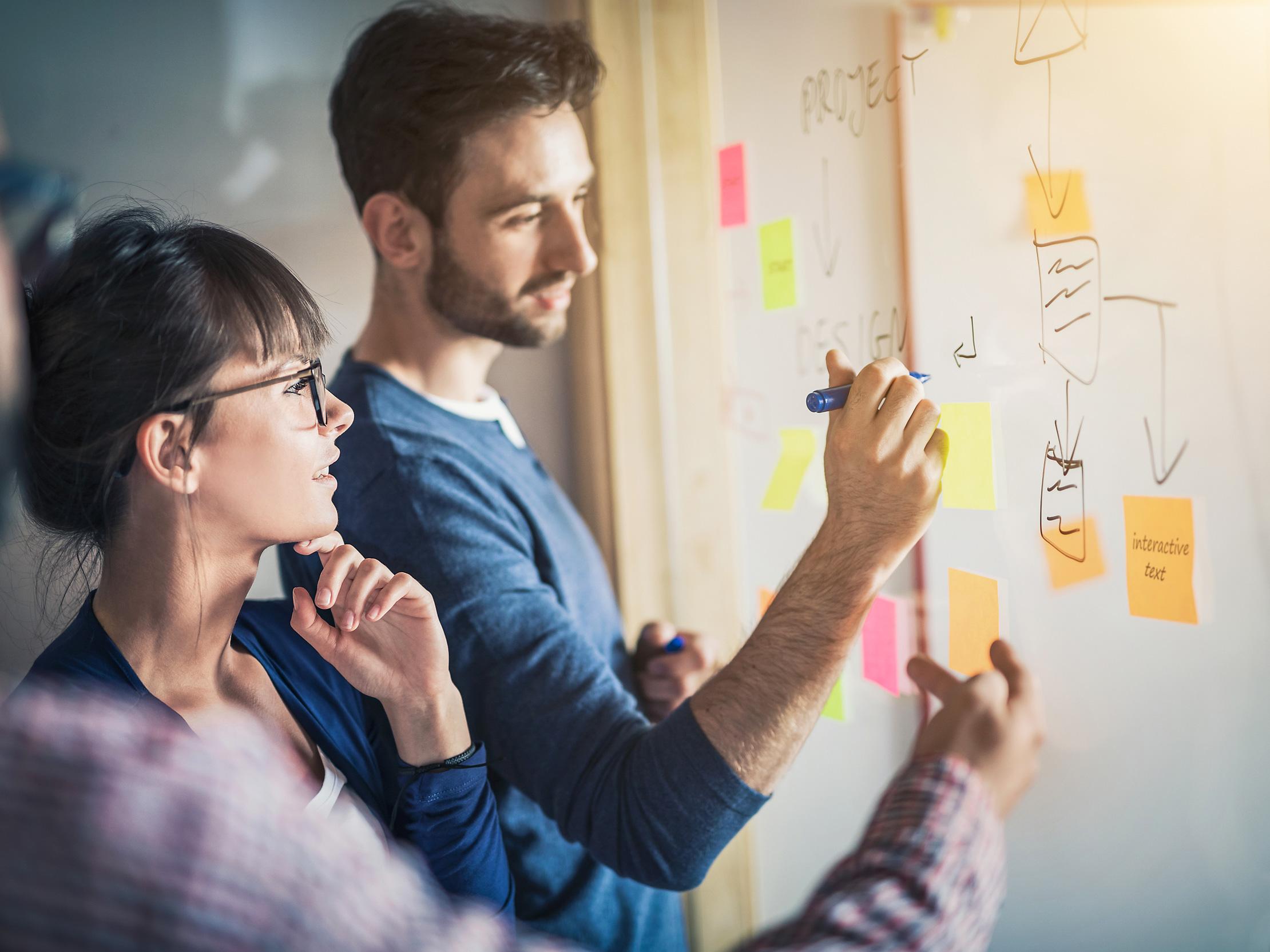 Sådan systematiserer du idéudviklingen i din organisation