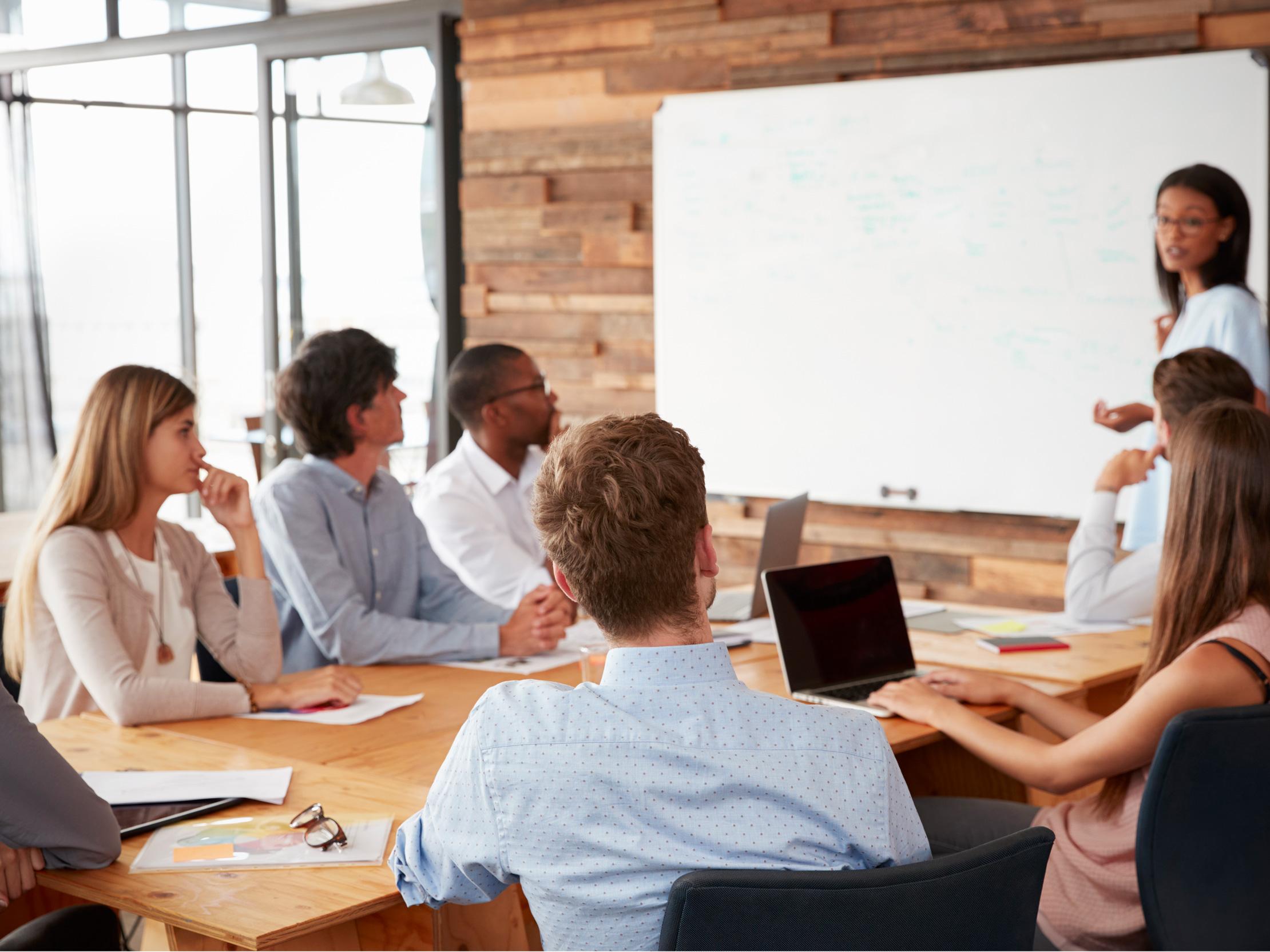 Teknikker til at holde effektive møder