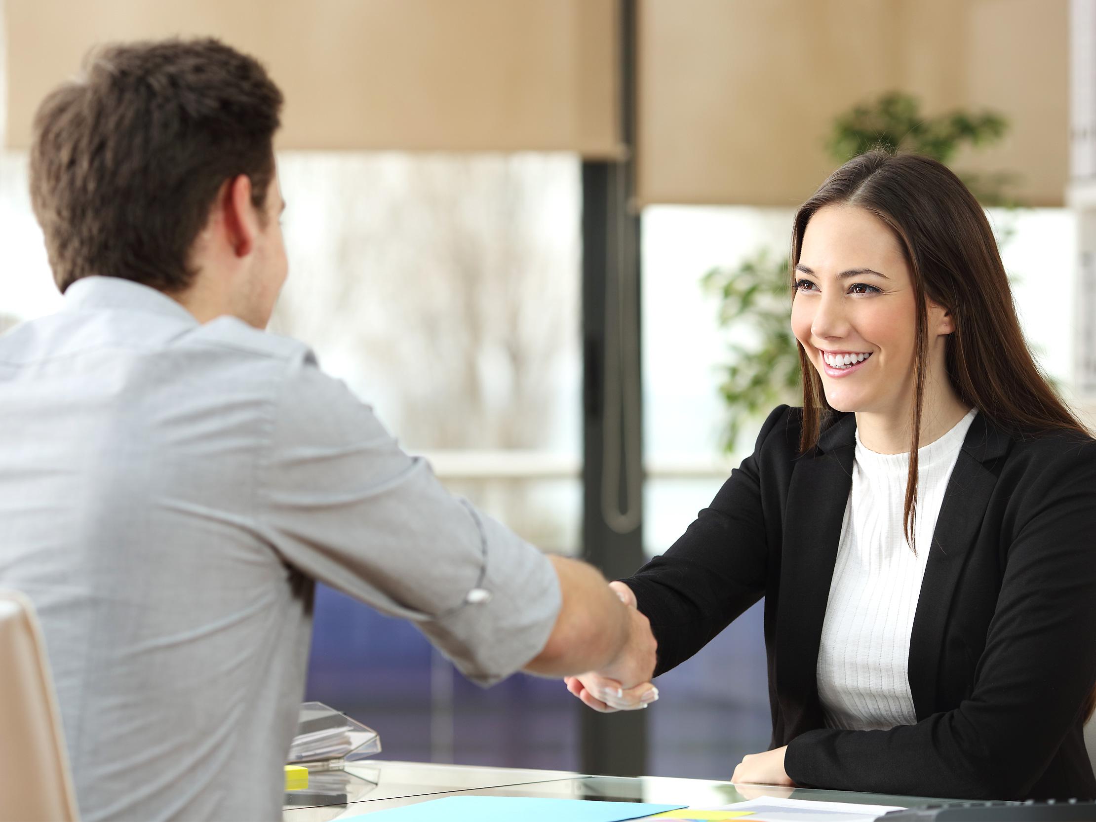 Sådan sikrer du dig i jobbet - få gode råd til jobsamtalen