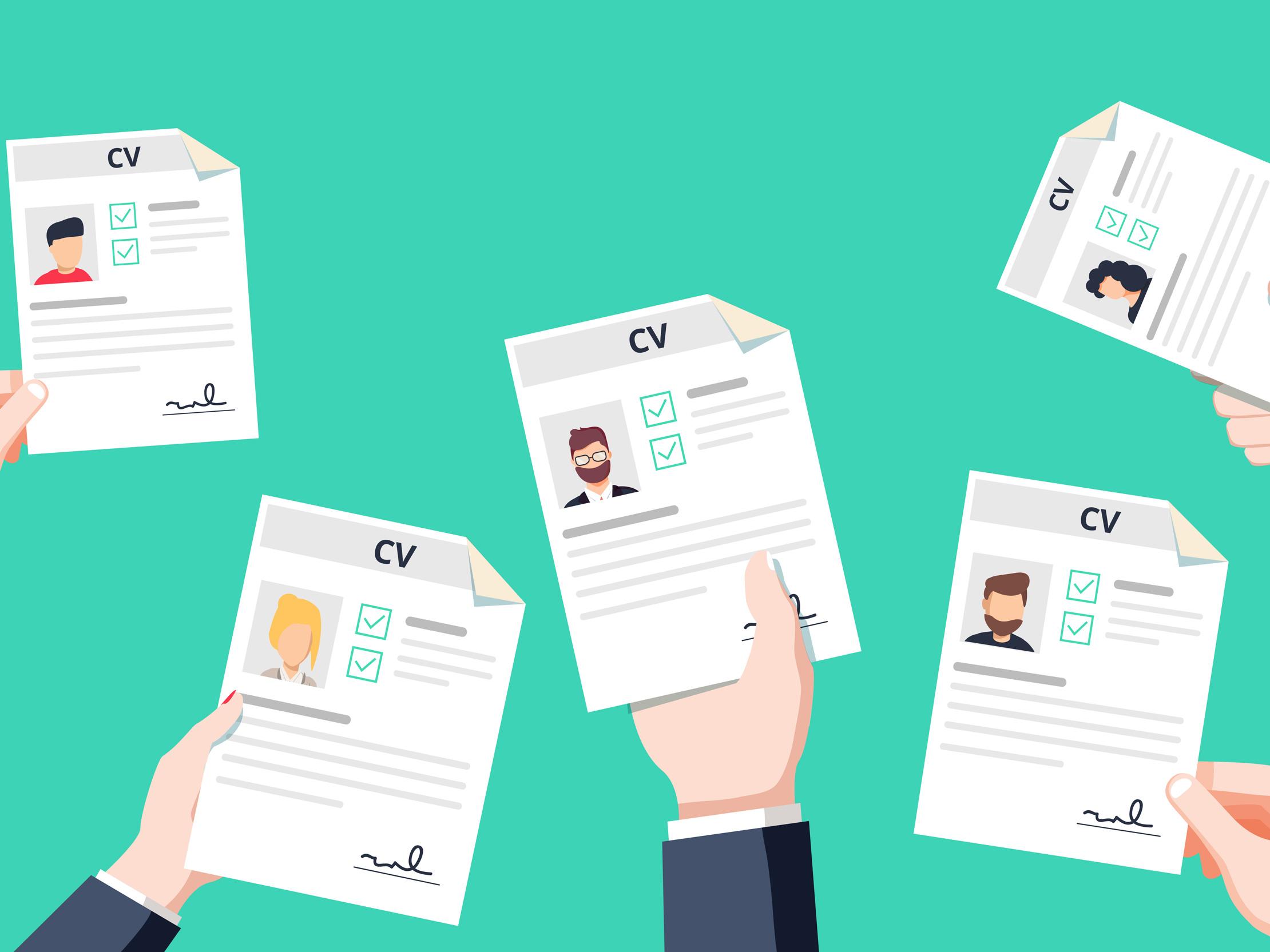 Råd til det gode CV